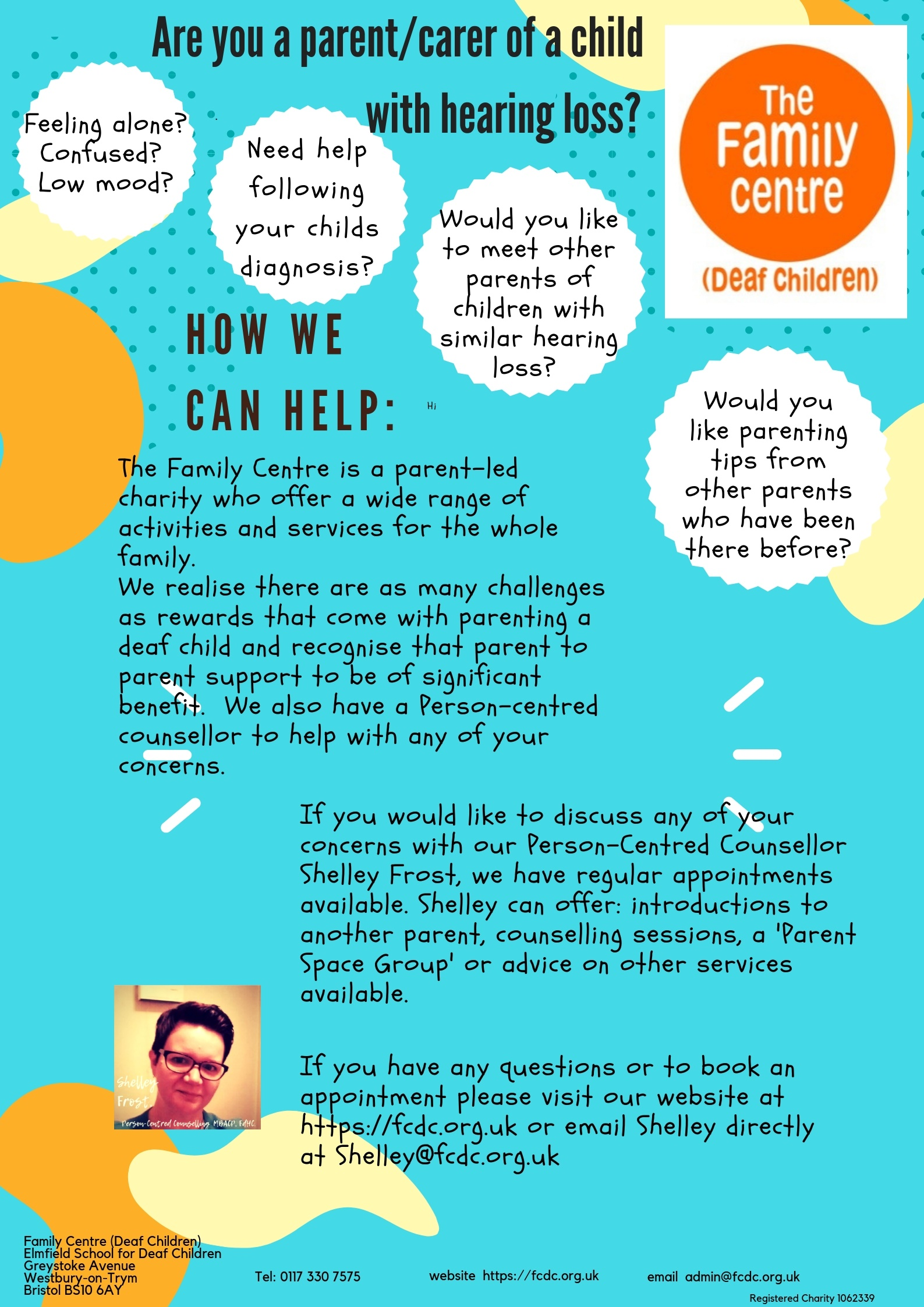 counselling poster