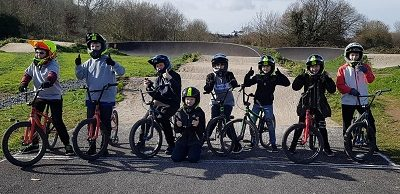 Half term BMX taster session