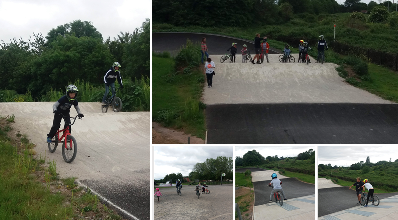 BMX session May half term