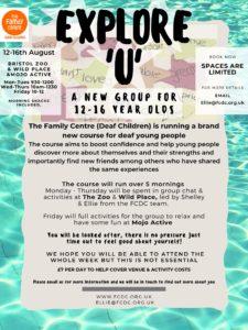 Emma Stevenson   The Family Centre (Deaf Children)