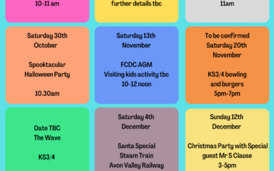 What's on at FCDC!